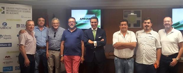 Fotogragia Alicante APROMES