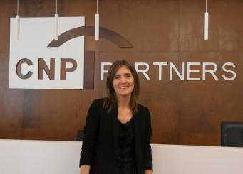 Anna Milesi, directora de Recursos Humanos de CNP Partners